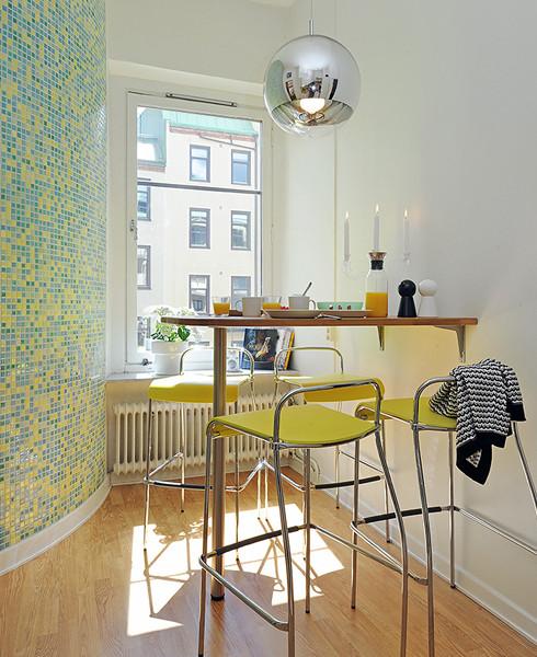 Vẻ đẹp trẻ trung của căn hộ 60m2 - Archi