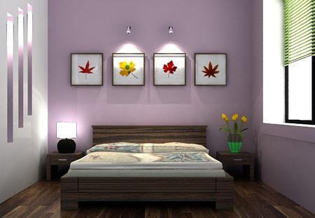 Kê giường ngủ theo phong thủy - Archi