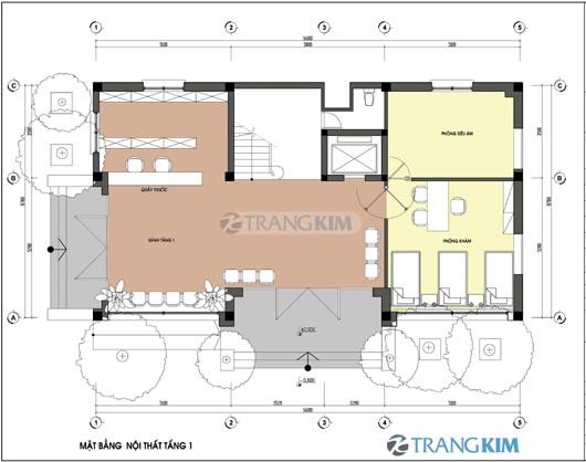 khach-san-ninh-binh-kien-truc-tang-1 Thiết kế kiến trúc khách sạn hiện đại - Ninh Bình
