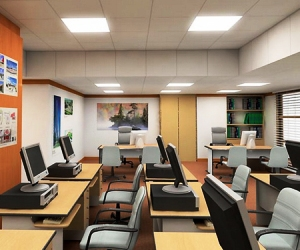 Phong thủy văn phòng và hướng ngồi
