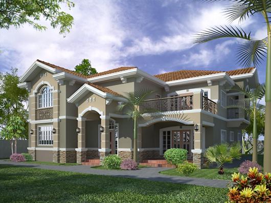 603135 Biệt thự nghỉ dưỡng hiện đại