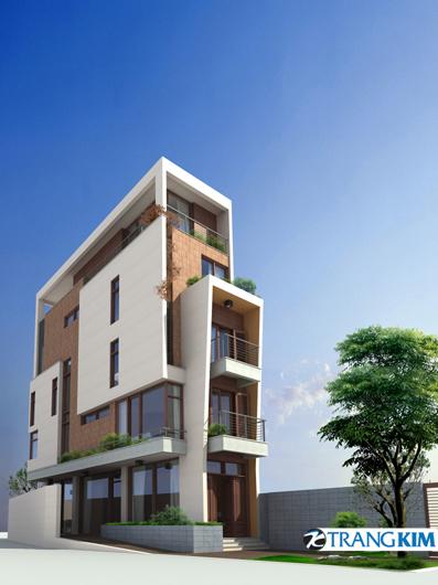 23 Thiết kế nhà phố 3,5x16m2