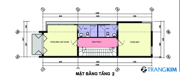 53 Thiết kế nhà phố 3,5x16m2