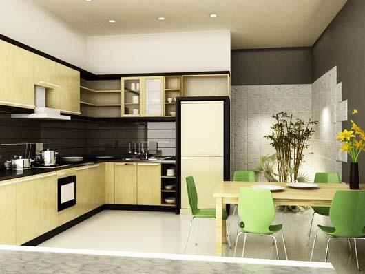 23 Bếp đẹp cho những không gian nhỏ trong nhà phố