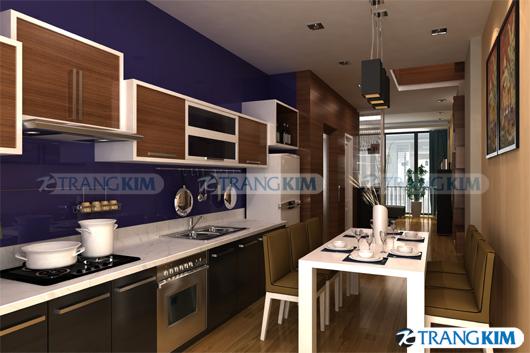 44 Bếp đẹp cho những không gian nhỏ trong nhà phố