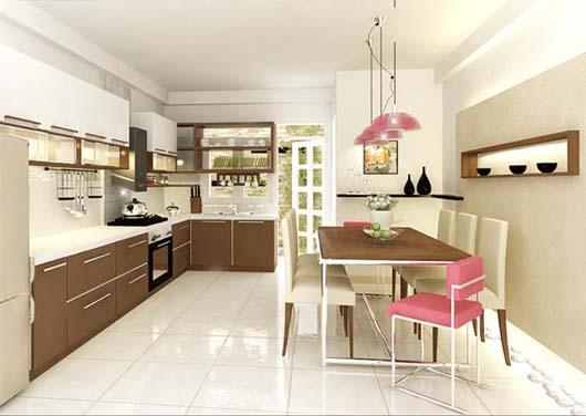 71 Bếp đẹp cho những không gian nhỏ trong nhà phố