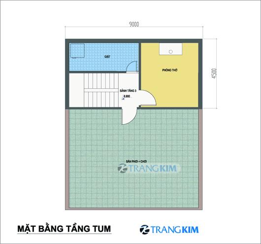 tu-van-kien-truc-nha-biet-thu-pho-tang-tum Tư vấn  thiết kế kiến trúc biệt thự mini 9x12m