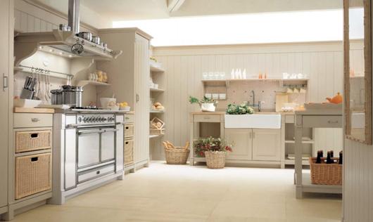 10 Nội thất gỗ đẹp như phòng bếp phong cách Italy