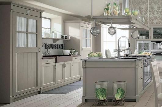 5 Nội thất gỗ đẹp như phòng bếp phong cách Italy