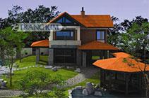 Kiến trúc biệt thự nhà vườn – Chú Hoàn