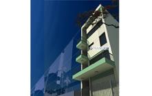 Kiến trúc nhà ống 5 tầng – Anh Sơn