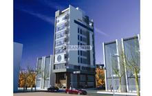 Kiến trúc khách sạn mini – Cao Bằng
