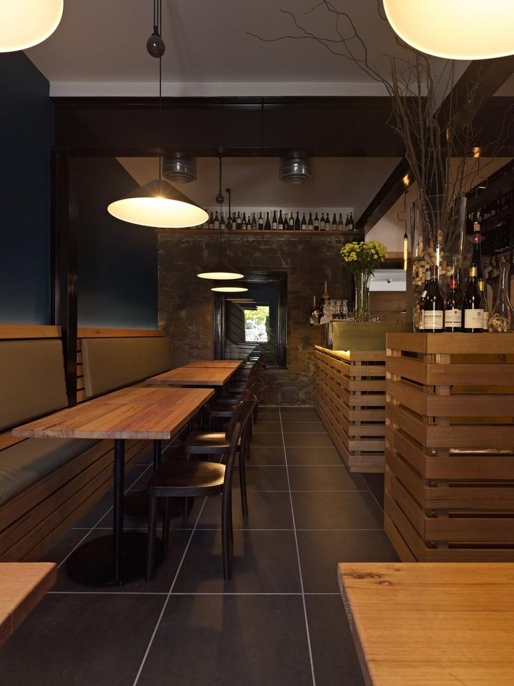 Mẫu nội thất quán cafe đẹp 1