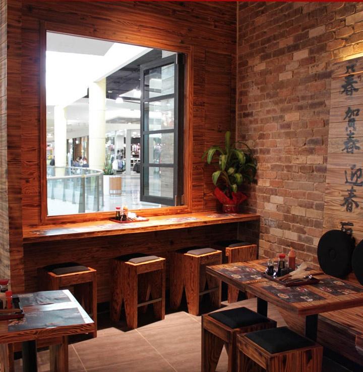 Mẫu nội thất quán cafe đẹp 4