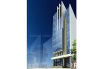 Thiết kế kiến trúc văn phòng hiện đại  – Hà Nội