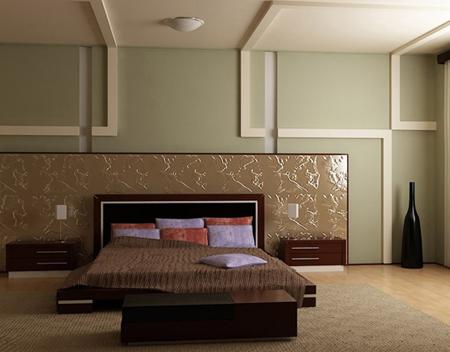 Màu sắc trong phòng ngủ 1