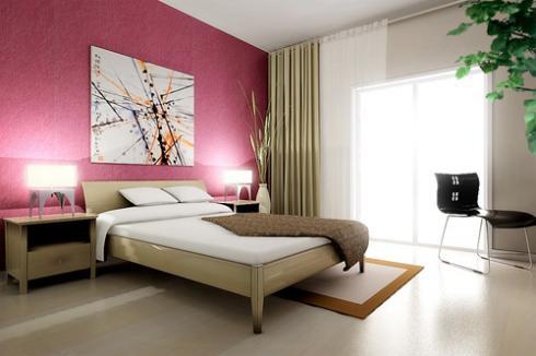 trang-tri-noi-that-cho-phong-ngu-cho-vo-chong-tre-3 Trang trí nội thất cho phòng ngủ cho vợ chồng trẻ