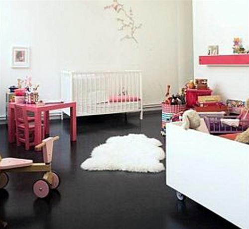5. Không dùng thảm phủ kín sàn 1