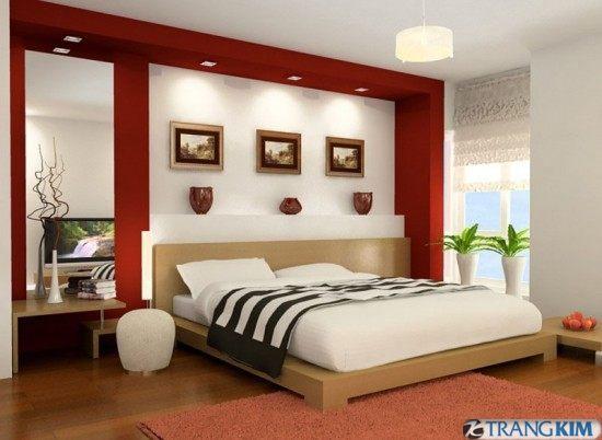Lưu ý cho sắp xếp phòng ngủ của vợ chồng 1