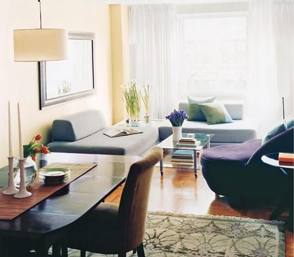 Tư vấn bố trí nội thất chung cư nhỏ