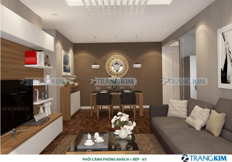 Thiết kế nội thất chung cư MULBERRY LAND – Hà Nội 3