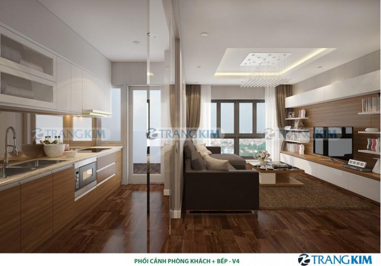 Thiết kế nội thất chung cư MULBERRY LAND – Hà Nội 4