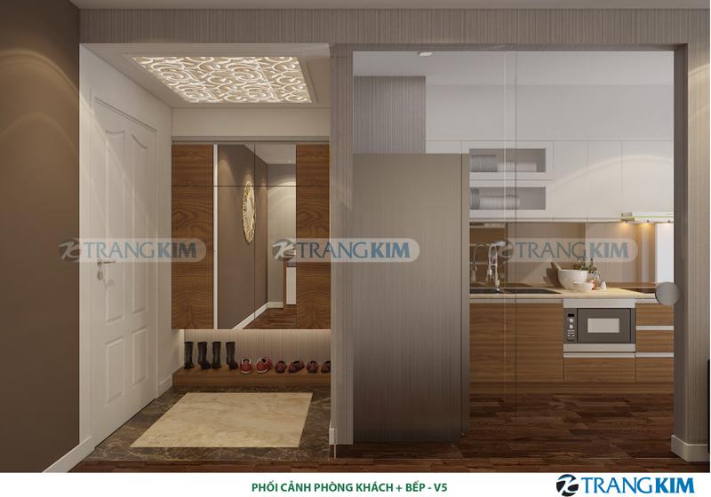 Thiết kế nội thất chung cư MULBERRY LAND – Hà Nội 5