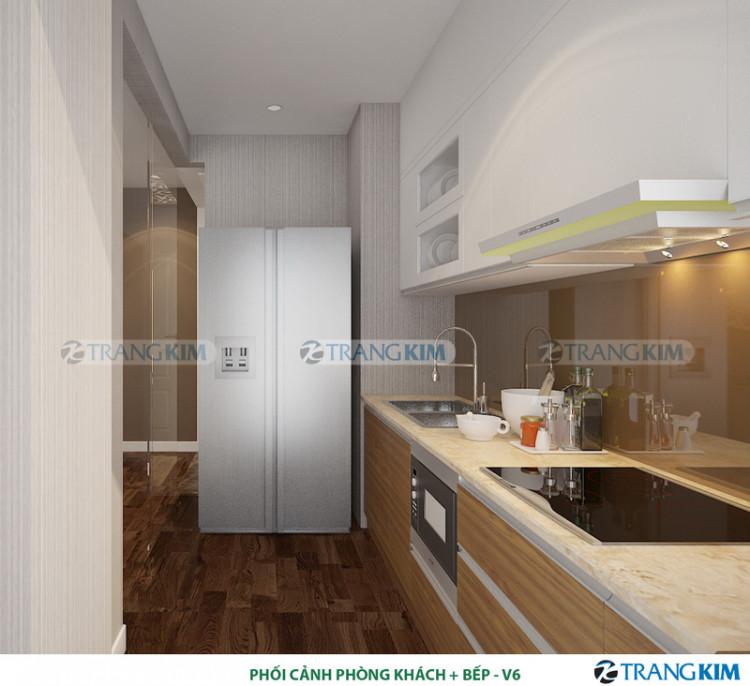 Thiết kế nội thất chung cư MULBERRY LAND – Hà Nội 6