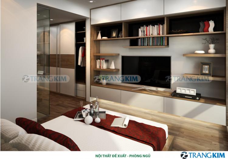 Thiết kế nội thất chung cư MULBERRY LAND – Hà Nội 8