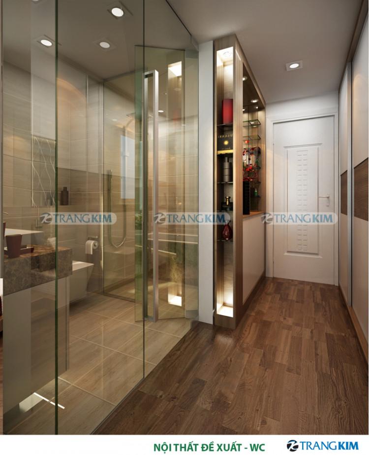 Thiết kế nội thất chung cư MULBERRY LAND – Hà Nội 10