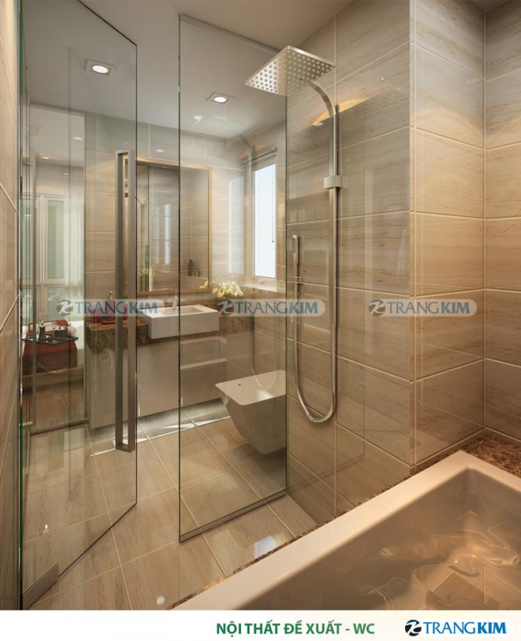 Thiết kế nội thất chung cư MULBERRY LAND – Hà Nội 11