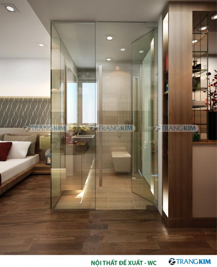 Thiết kế nội thất chung cư MULBERRY LAND – Hà Nội 12