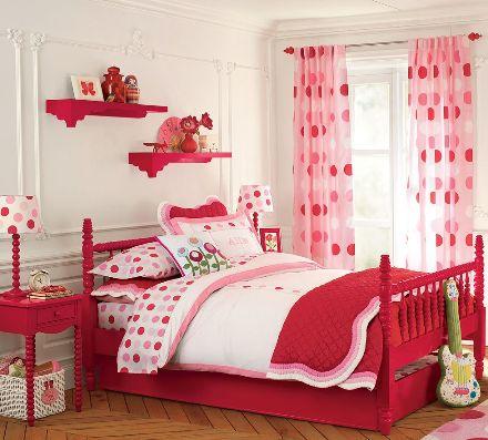 phong-ngu-be-gai-11 Những mẫu phòng ngủ đẹp cho bé gái