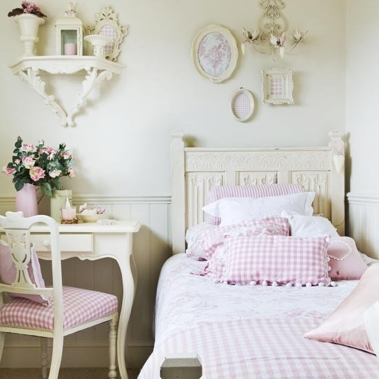 phong-ngu-be-gai-5 Những mẫu phòng ngủ đẹp cho bé gái
