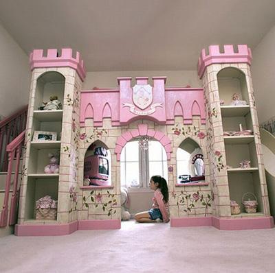 Thiết kế phòng ngủ độc đáo và ấn tượng cho bé