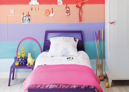 phong-ngu-be-gai Những mẫu phòng ngủ đẹp cho bé gái