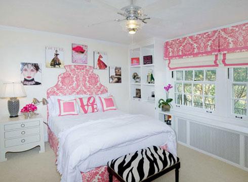 phong-ngu-cho-tre-6 Mẫu phòng ngủ đẹp cho bé yêu