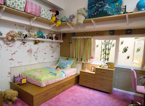 phong-ngu-cho-tre-7 Mẫu phòng ngủ đẹp cho bé yêu