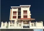 Mẫu thiết kế kiến trúc biệt thự nhà vườn tại thiên đường Bảo Sơn
