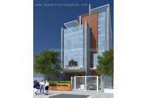 Thiết kế kiến trúc văn phòng tại Cần Thơ