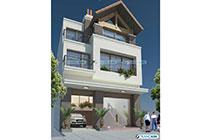 Thiết kế kiến trúc nhà biệt thự – Anh Kiên, Hà Tĩnh
