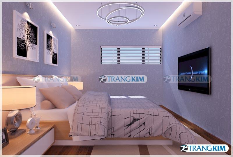 Thiết kế nội thất chung cư Number one Thăng long Hà Nội - Chị Hoa 15