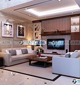 Thiết kế nội thất nhà ống – Anh Sáng – Yên Bái