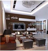 Thiết kế nội thất biệt thự – Anh Bình (Hà Tĩnh)