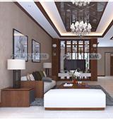 Thiết kế nội thất biệt thự hiện đại – Anh Nam (Nghệ An)