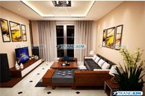 Thiết kế nội thất biệt thự liền kề – TP.Vinh – Nghệ An