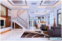Thiết kế nội thất biệt thự liền kề – Anh Thao – TP.Lào Cai