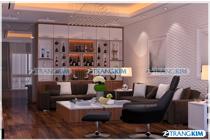 Thiết kế nội thất nhà ống hiện đại – Chú Hiển