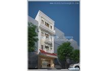 Thiết kế kiến trúc nhà ống cổ điển – Bác Hòa – TP Lào Cai