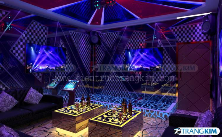 Nội thất phòng karaoke số 1-v2